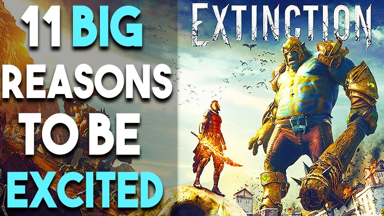 reasons for extinction