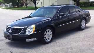 Cadillac DTS 2011 Videos