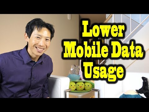 How To Reduce Your Mobile Data Usage