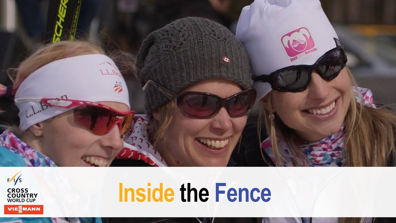 Fast and female - inside the fence - fiscrosscountry