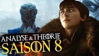 Théories sur le Dernier épisode de Game of Thrones Saison 8