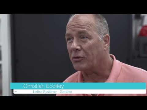 Digital Romandie - Vidéo Témoignage de Lettra Système à Genève