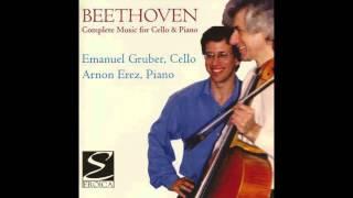 Beethoven: Cello Sonata No. 4 in C, Op. 102 No. 1