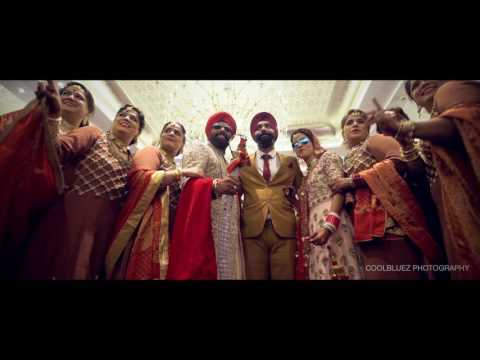 Best Wedding Lip Dub | Nachde Ne Sare