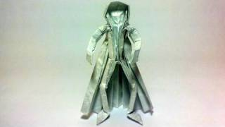 Origami Superman (Jo Nakashima)