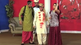 Nasir Chinyoti and Zafri Khan Best New Full Punjbai Pakistani Comedy Stage Drama