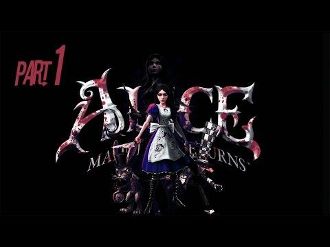 Alice Madness Returns (GAMEPLAY) : blutige Kürbissuppe - PART 1 - Game Changer |