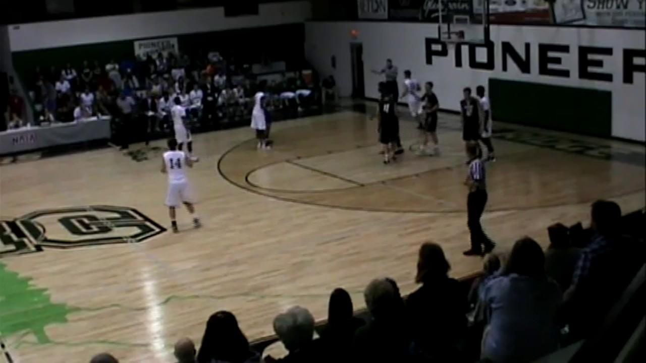 Lyon College vs. Crowleys Ridge College - YouTube