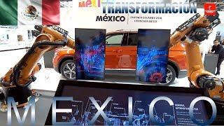 Inversión, Desarrollo y Progreso _ La Gran Transformación y Crecimiento Económico de México