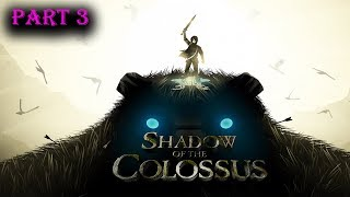 Shadow of the Colossus PS4 Pro Part 3 Der schlafende Riese