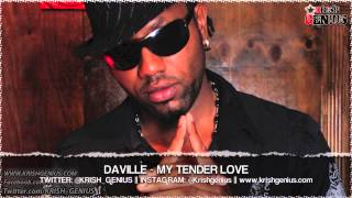 Daville - My Tender Love [Passionate Riddim] May 2013