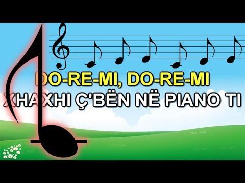 Do Re Mi [Me Tekst] | Këngë për fëmijë
