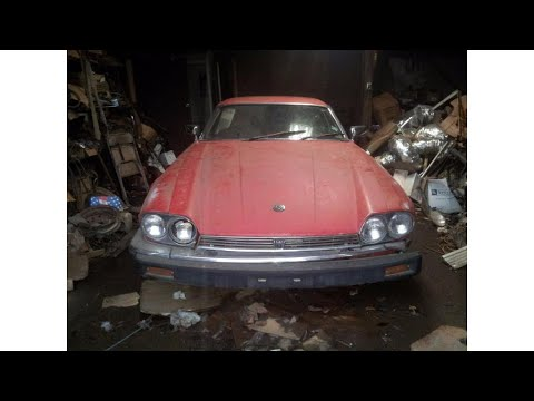 1985 Jaguar XJS Parts Car (photo Slideshow)