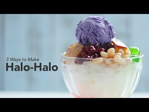 3 Ways to Make Halo-Halo | Yummy Ph
