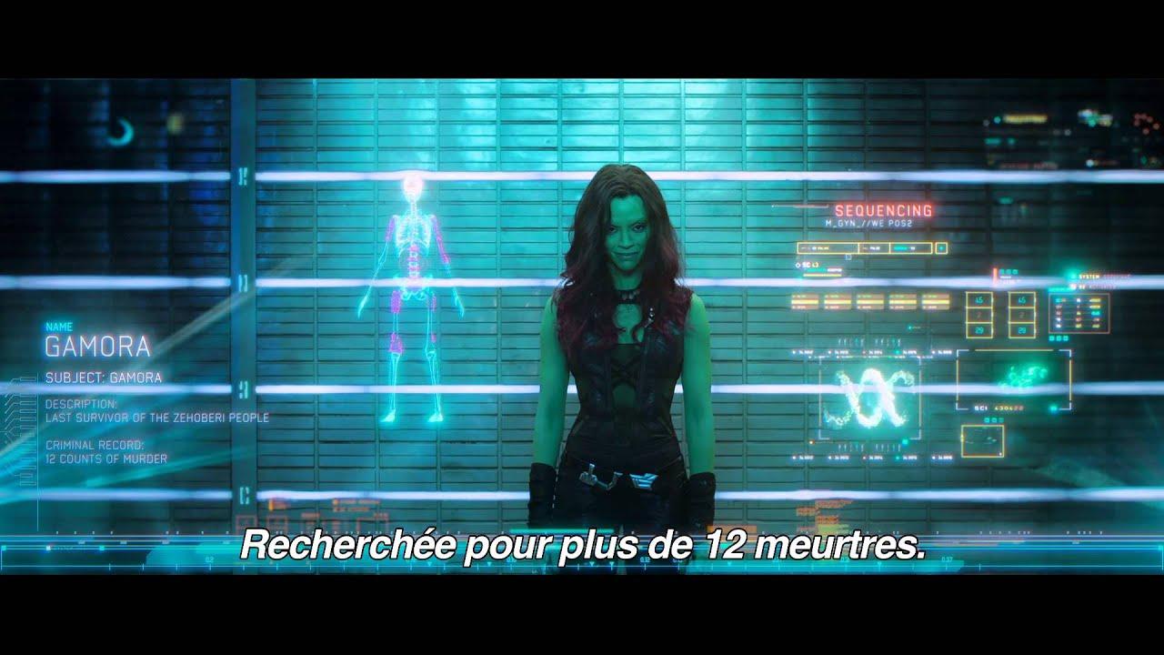 Les Gardiens de la Galaxie : Gamora