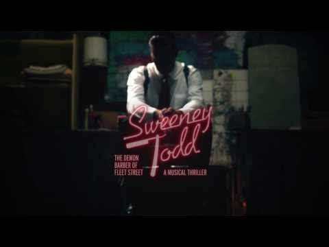 Sweeney Todd Trailer for Royal Exchange Theatre