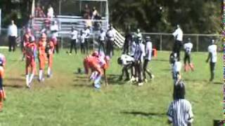 DeJuan Ellis: Best Youth Football Player in the World