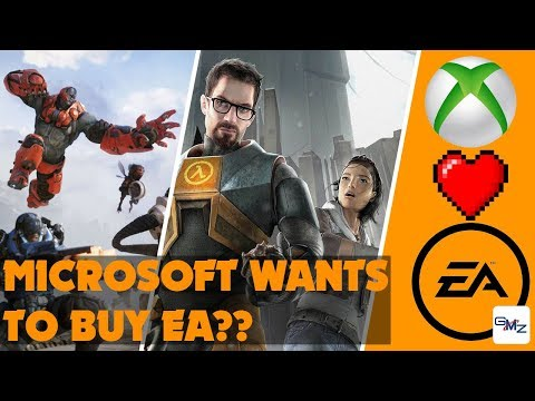 Valve making Half-Life 3?? Xbox wants to buy EA and Paragon dies | Weekly News Roundup
