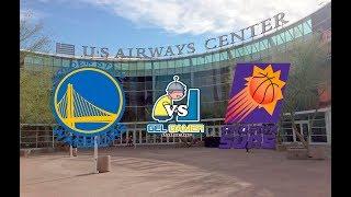 Golden State Warriors vs Poenix Suns NBA LIVE STREAM HD (GAMEPLAY)