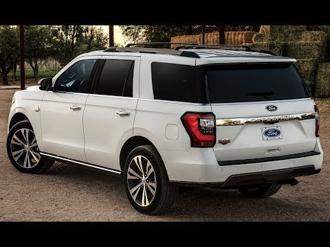 2020 Ford Expedition King Ranch Edition – Perfect large SUV