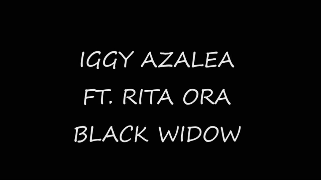 Black Widow Lyrics Deutsch