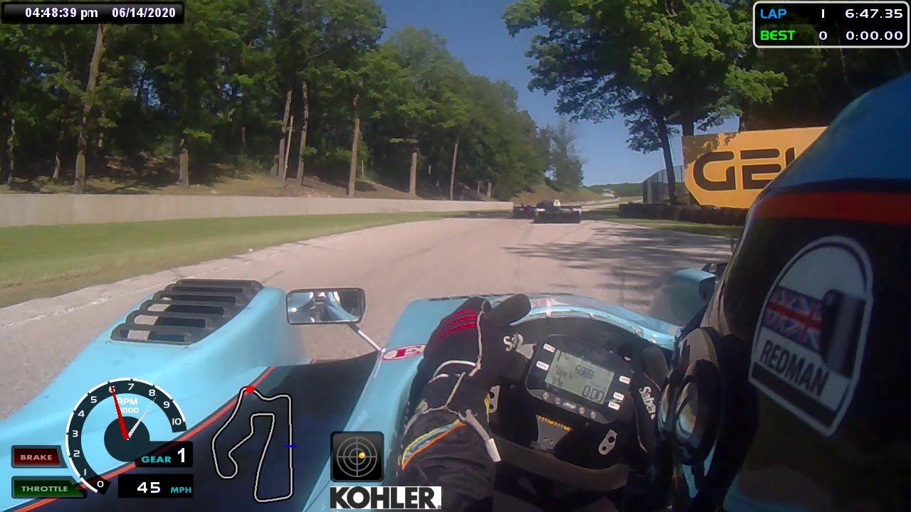 Sunday, June 14 In Car Video