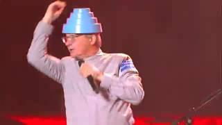Whip It - DEVO live on Jimmy Kimmel 04/20/10