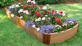 Raised Bed Gardening Tips for Healthy and Beautiful Garden