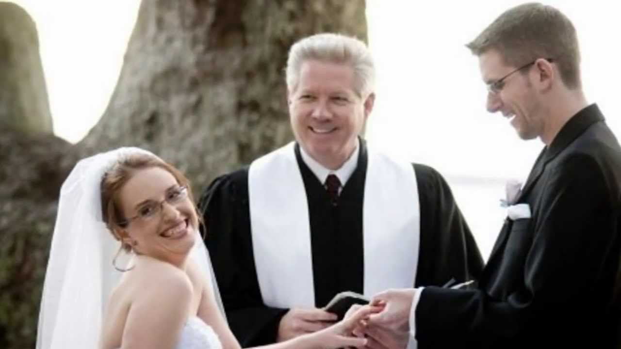 Trusted Wedding Officiants In