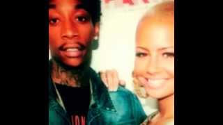 Wiz Khalifa Amber Rose The REAL Reason for their divorce