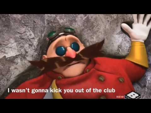 YMV: Sonic Attacks Eggman/Amy Got Hurt