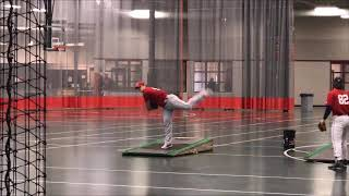 Justin Schiets, CCHS Fighting Irish Baseball, LHP, OF, 1B, Class of 2019