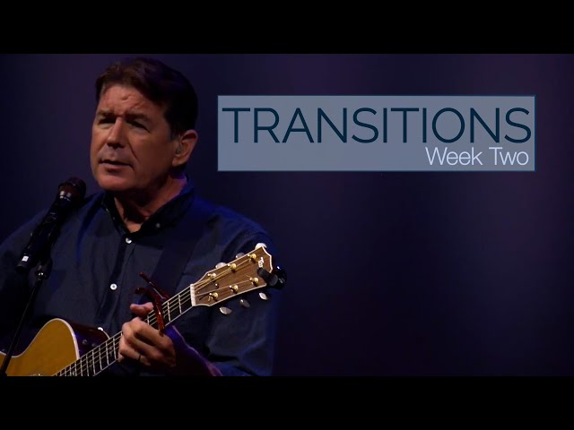 Transitions   Week 2   Sunday Mass for May 23