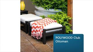 Buy Polywood Ottomans | 877-876-5996