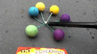 6-Pack FULL: TNT Smoke Balls