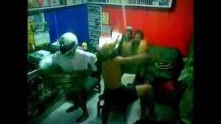 Harlem shake Warnet Banyuwangi