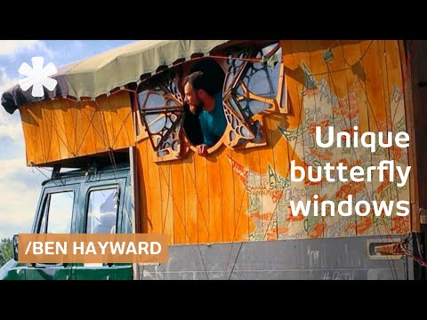 """Top-ranked kayaker builds """"Hobbit Van"""" for life on the road"""