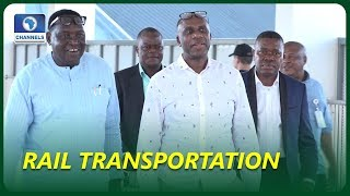 FG Acquires Locomotives, Coaches To Ease Rail Transportation