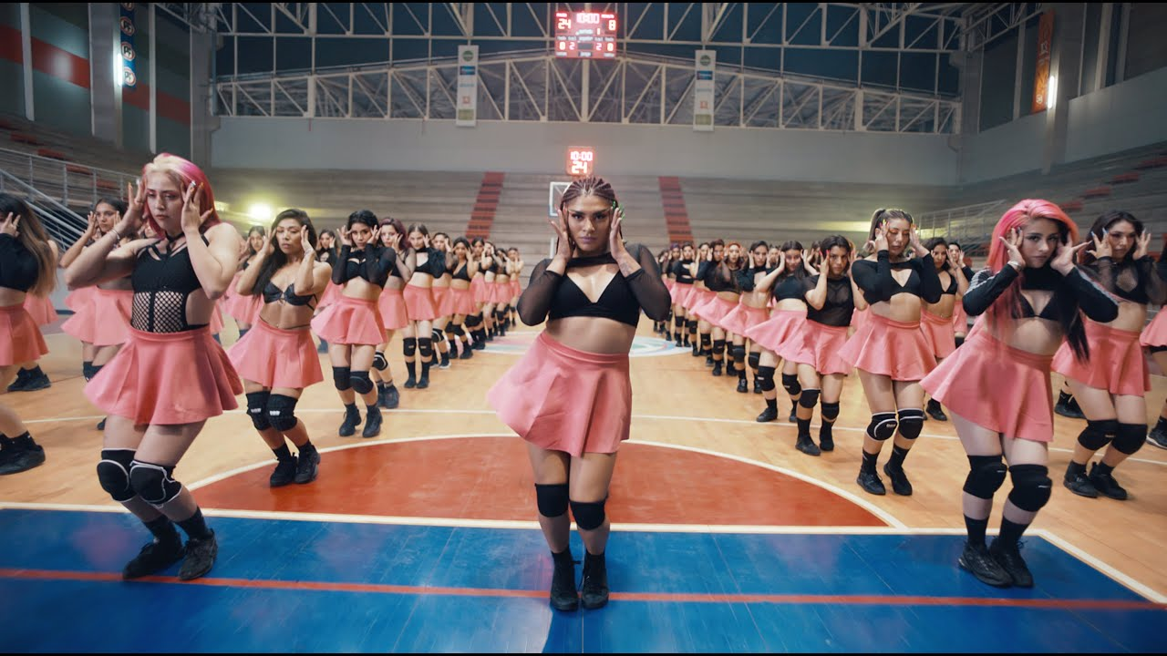 Power Peralta - Pa' La Camara ft. Sofia Hervier (DANCE VIDEO)