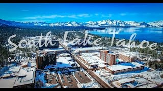 South Lake Tahoe Vacation 2017 | DJI Phantom 4 Pro | GoPro Karma Grip
