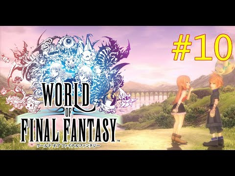 [PC] World of Final Fantasy 10 - Icicle Ridge