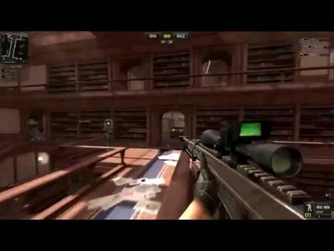 หนูเล่นปืนบาเรตจากเกมส์PBคะ