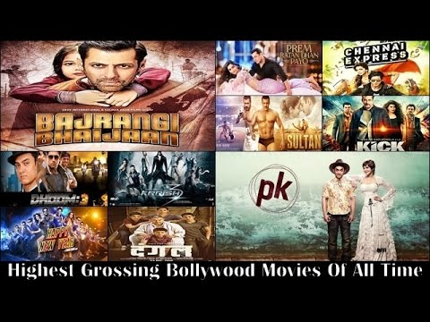 Top 10 highest grossing bollywood films of all time based - Top bollywood movies box office collection ...