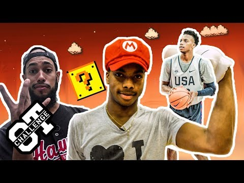 Darius Garland CANT MISS In The Overtime Challenge! Fires Back At Jellyfam JQ & Calls Out A BOOGIE!