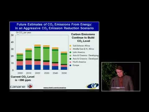 Cyberinfrastructure in a Carbon Constrained World - Larry Smarr