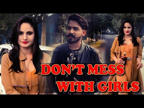 DON'T MESS WITH GIRLS || FUNNY VINES,VIDEOS || The Rahul Sharma