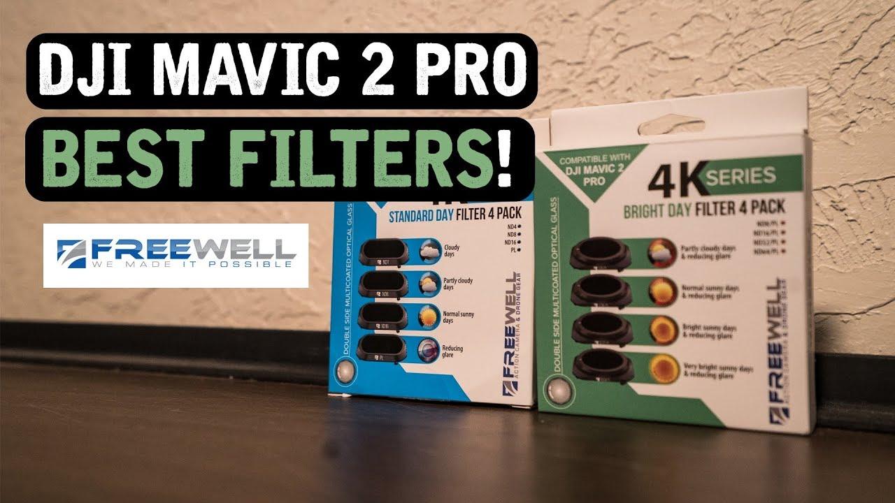 0258f3e5b31 DJI Mavic 2 Pro / BEST FILTERS! (Freewell Gear) - YouTube