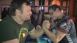 SCHOOLBOY VS Devon LARRATT | ARM WRESTLING 2020