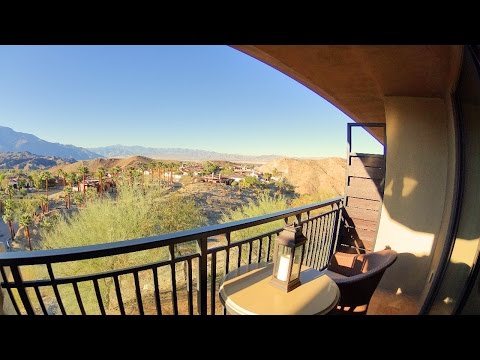 Ritz Carlton Rancho Mirage room tour
