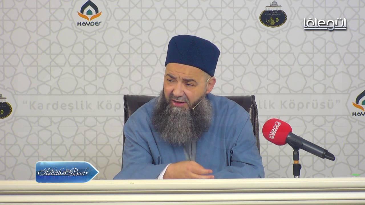 11 Haziran 2017 Tarihli Ashâb-ı Bedr Sohbeti- Cübbeli Ahmet Hocaefendi Lâlegül TV